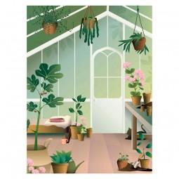 ViSSEVASSE Botanical Plakat Orangery-20
