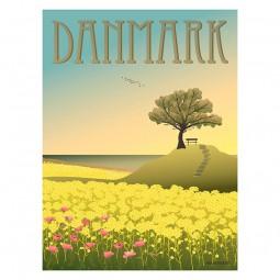 ViSSEVASSE Danmark Plakat Rapsmarkerne-20