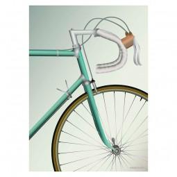 ViSSEVASSE Go Baby Plakat Racing Bicycle-20