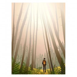 ViSSEVASSE Serenity Plakat Into The Woods-20