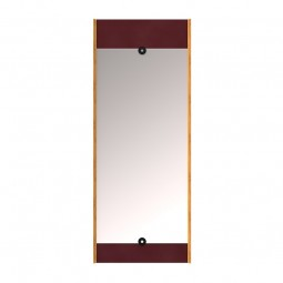 We Do Wood Layer Mirror Bordeaux Rød-20
