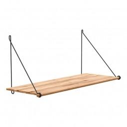 We Do Wood Hylde Loop Shelf Bambus Natur/Sort-20