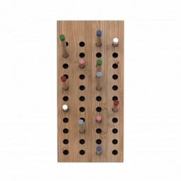 We Do Wood Knagerække Scoreboard Small Natur-20