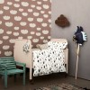 Ferm Living Tapet Cloud Rosa-01