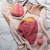 Ferm Living Plaid Fruiticana Jordbær-01
