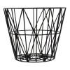 Ferm Living Wire Basket Large Sort-01