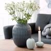 Kähler Hammershøi Vase H10 cm Mintgrøn-01
