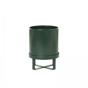 Ferm Living Bau Potte - Lille - Mørkegrøn