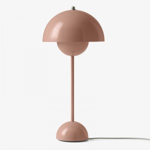 &tradition Flowerpot bordlampe VP3 - Beige Red