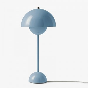 &tradition Flowerpot bordlampe VP3 - Lys Blå