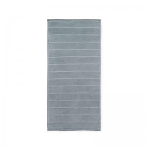 Normann Copenhagen Håndklæde - Imprint - Stripe Grå - 50x100 cm