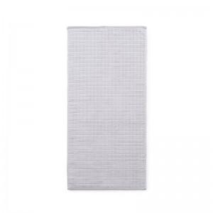 Normann Copenhagen Håndklæde - Imprint - Grid Syren - 50x100 cm