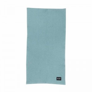 Ferm Living Badehåndklæde 70 x 140 cm - Blå