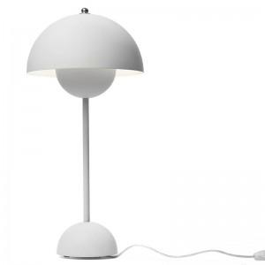 &tradition Flowerpot bordlampe VP3 - Mat Light Grey