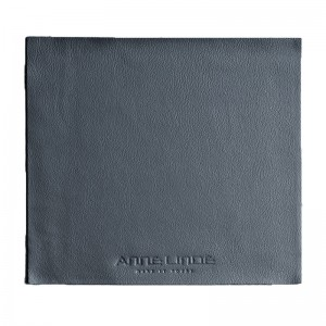 Anne Linde Mat Leather - Antracit