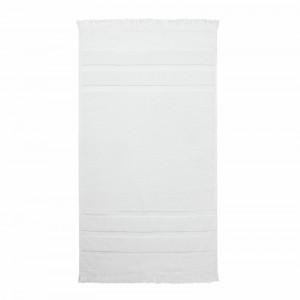 By Nord håndklæde Garm Hvid - 50x90 cm.